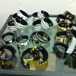 Cuffs are $40 each