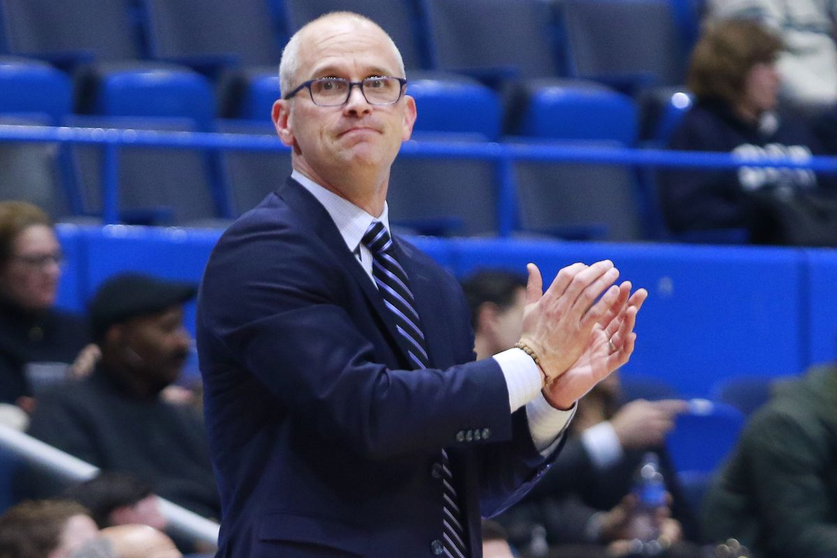 UConn s Dan Hurley Remembers 9 11 Ahead of Never Forget Tribute ... 25a8fde85cc