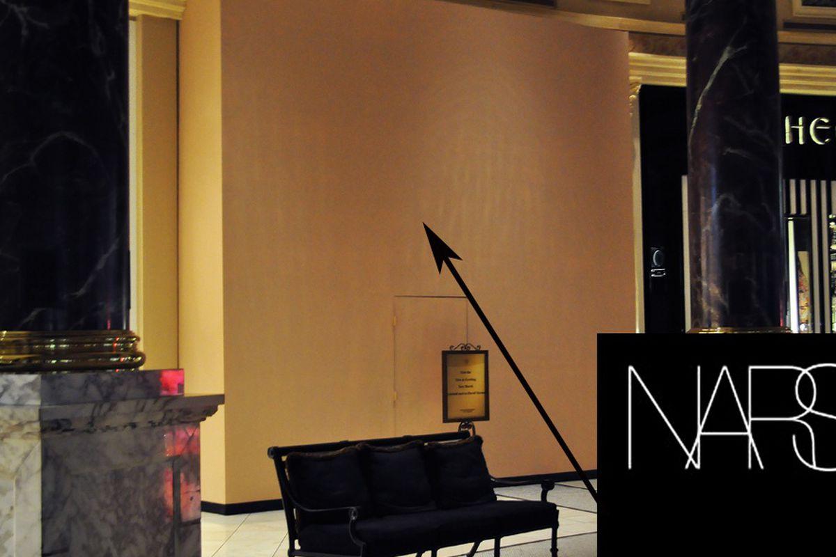 The future home of NARS Cosmetics