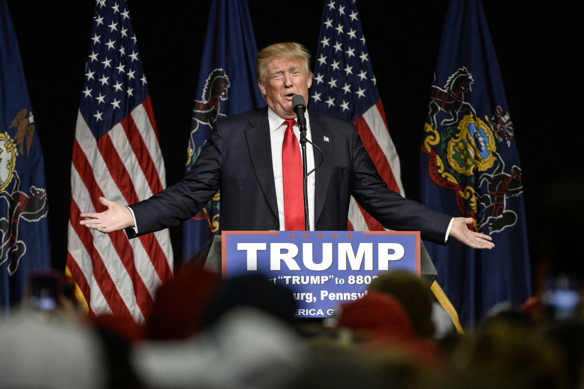 News: Trump Rally in Pennsylvania
