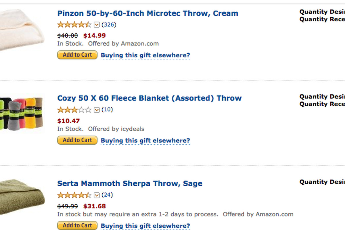 Occupy Sandy Using Amazons Wedding Registry For Donations Racked Ny