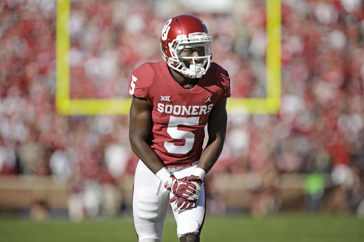 Marquise Brown will miss Combine   Pro Day workouts after foot surgery c9b44c768