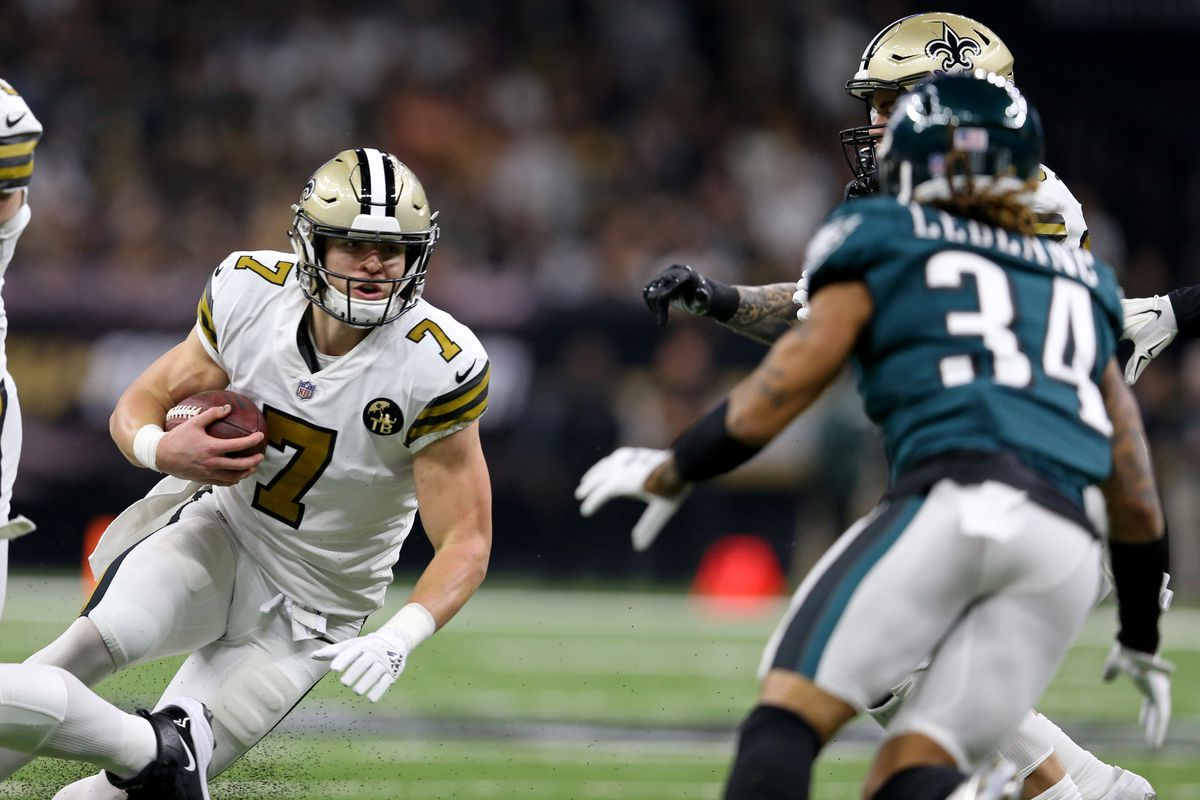 uk availability 5a8a2 0c50c Saints film room: remaining unpredictable is the key for the ...