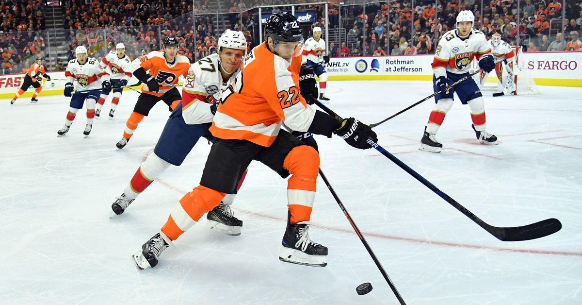 Flyers 6, Panthers 5: Finally, a win at home