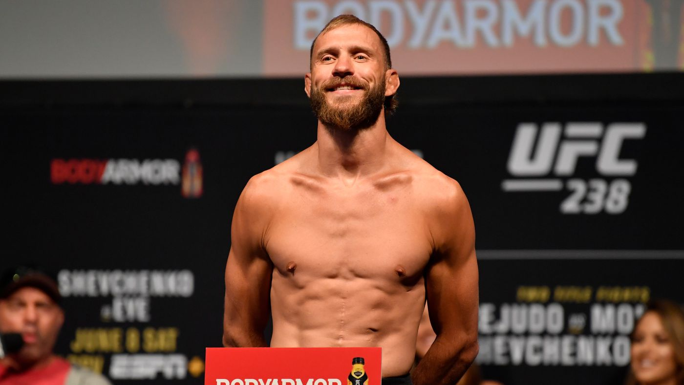 Cowboy Cerrone teases short-notice UFC fight against his 'ole buddy'