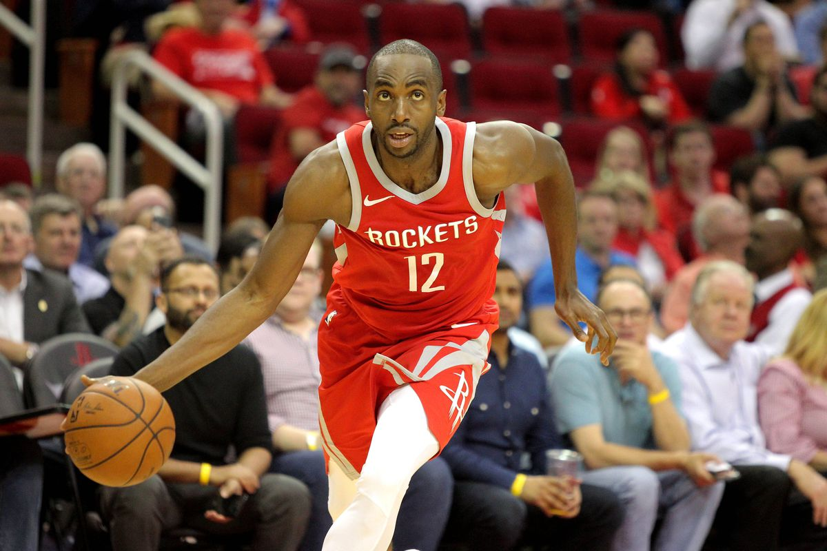 Rockets restart player previews: Luc Mbah a Moute - The Dream Shake