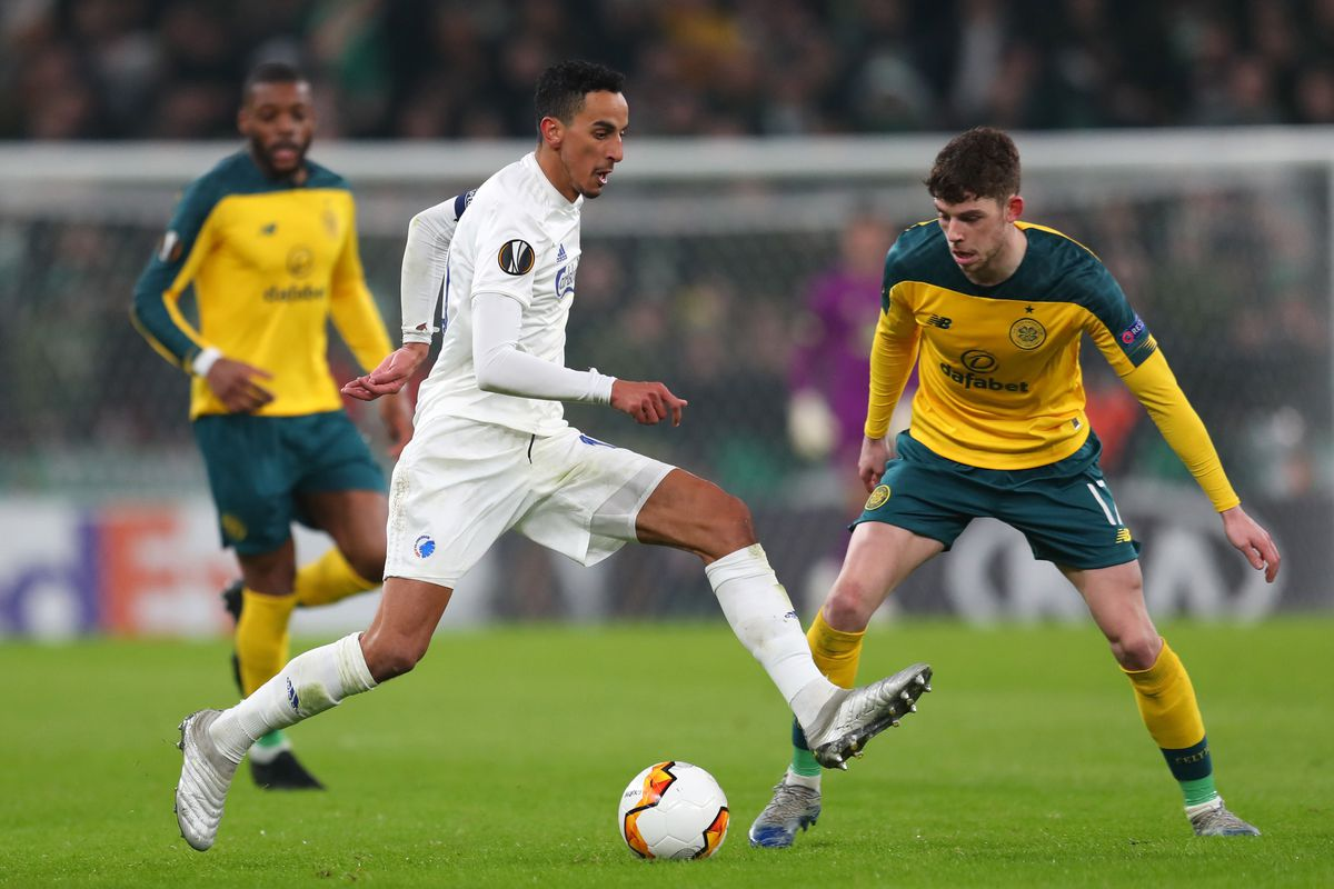 FC Kobenhavn v Celtic FC - UEFA Europa League Round of 32: First Leg