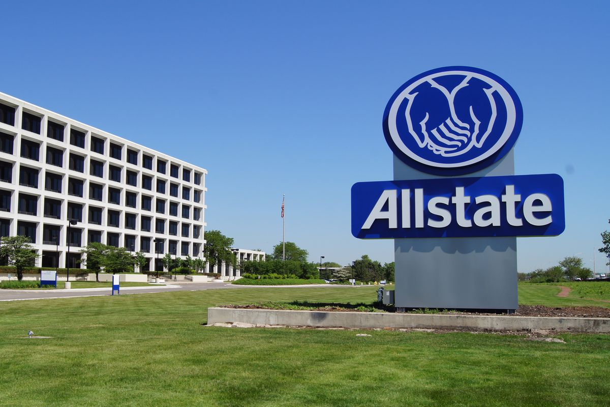 The Allstate Corp. headquarters in Northbrook