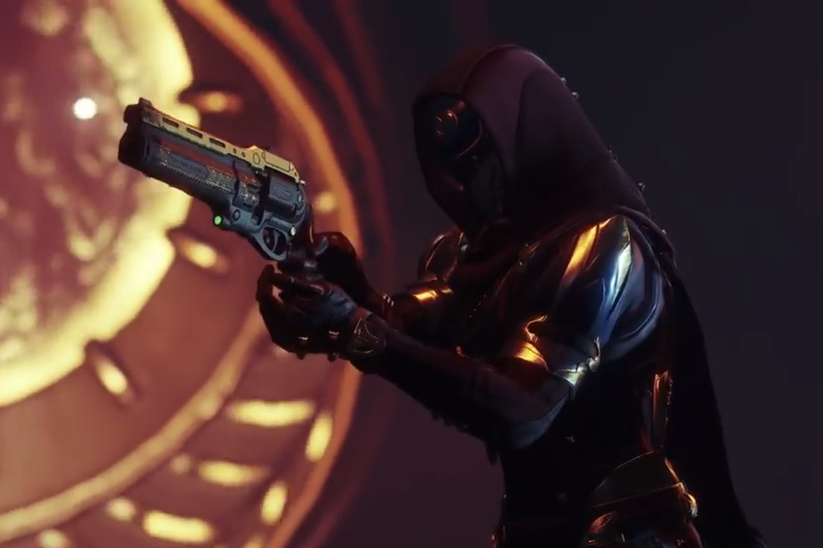 Destiny 2 Black Armory Guide The Draw Quest And The Last Word Hand