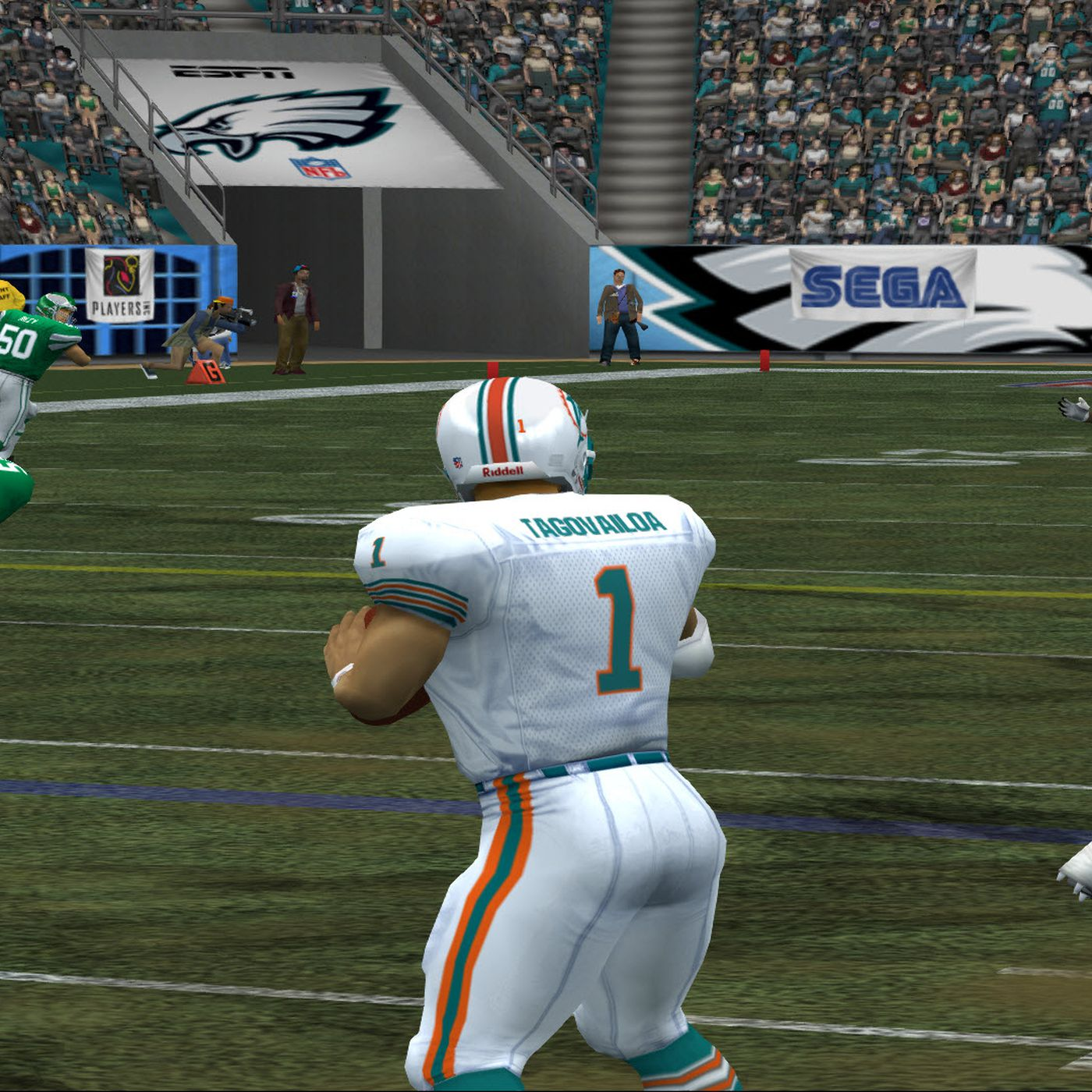 Espn Nfl 2k5 Is Still The Best Nfl Video Game Ever Made The Phinsider