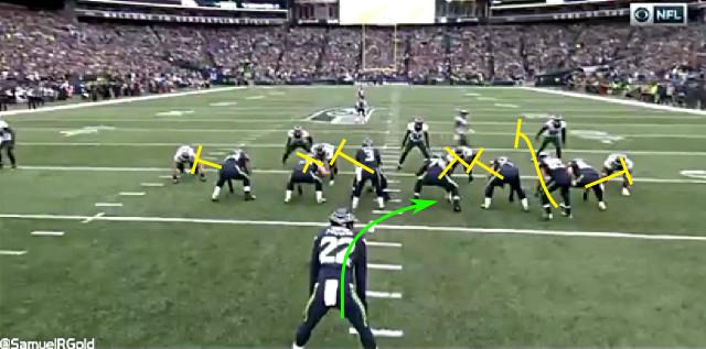 CJ Prosise's 72 yard touchdown2 run @SamuelRGold