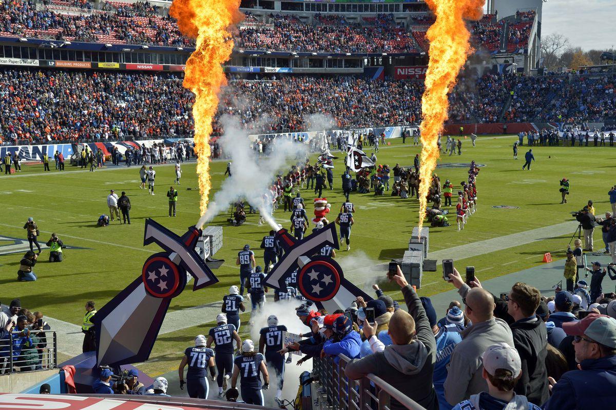 NFL: Denver Broncos at Tennessee Titans