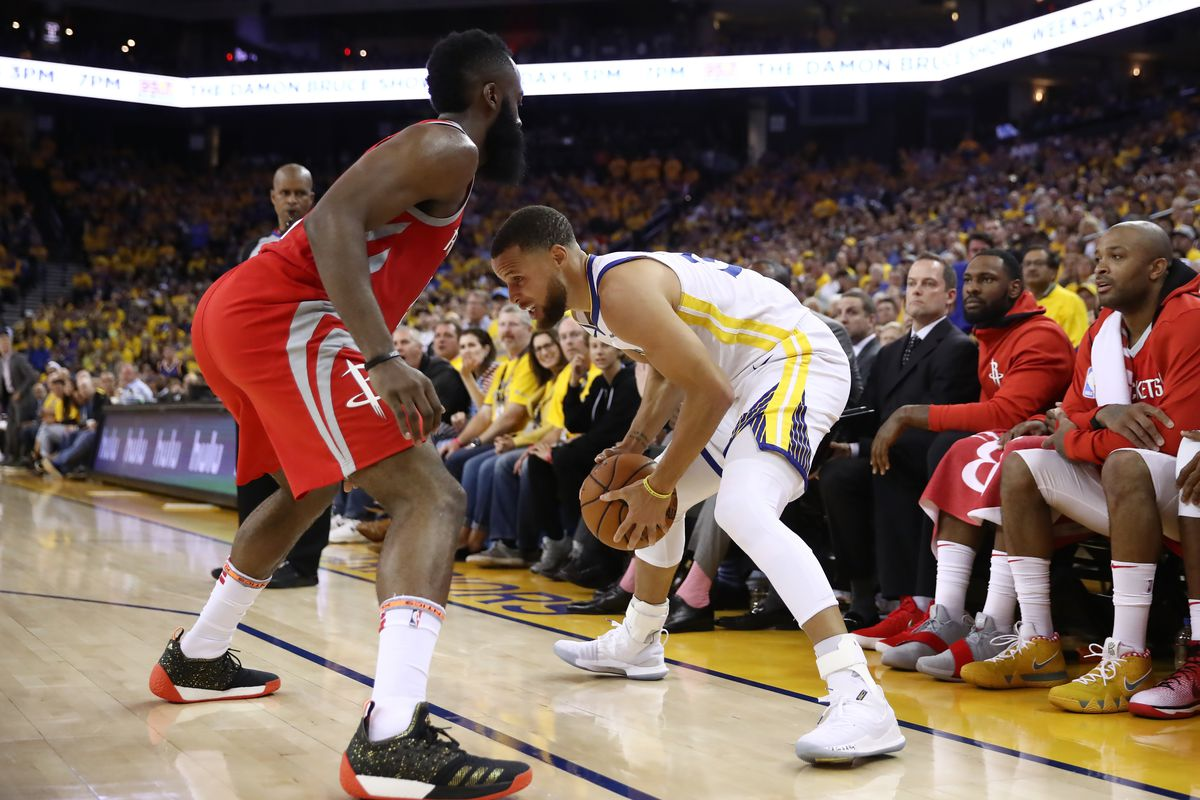 8a4389457ed How Steph Curry weaponized joy at the Rockets  expense in Game 3 ...