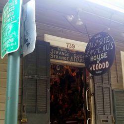 Along Bourbon Street, 2.16.14
