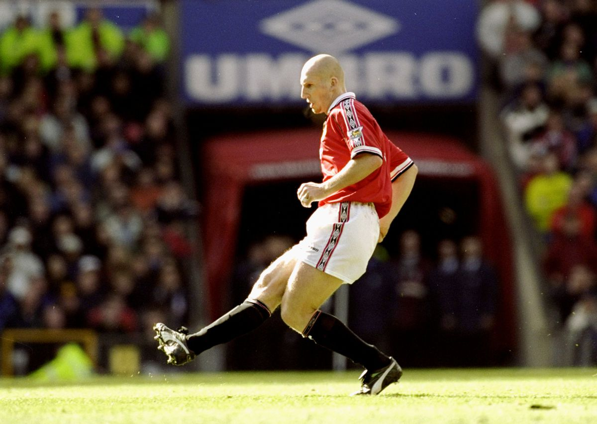 Jaap Stam of Manchester United