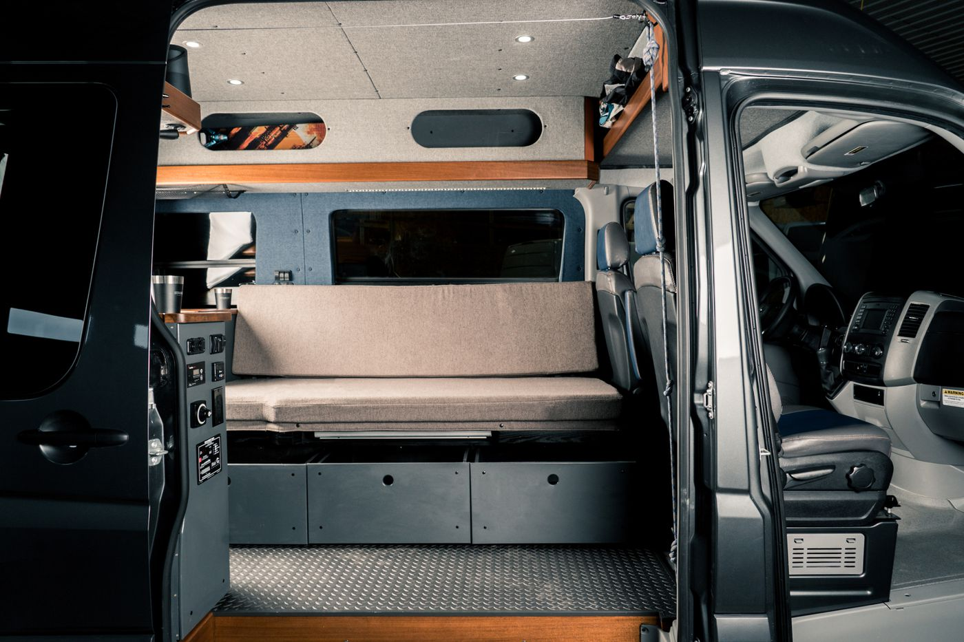 7 van conversion companies that can build your dream camper - Curbed