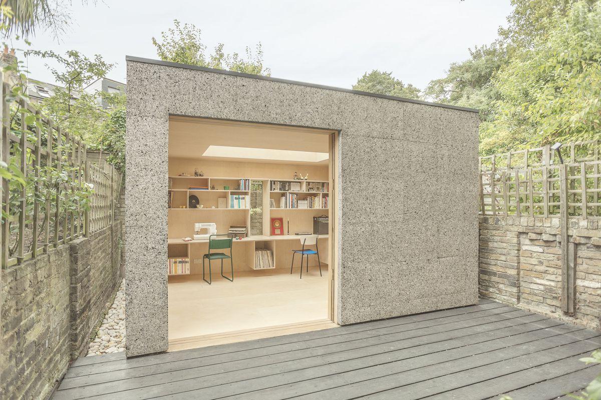tiny backyard home office. All Photos By Wai Ming Ng Via Surman Weston Tiny Backyard Home Office