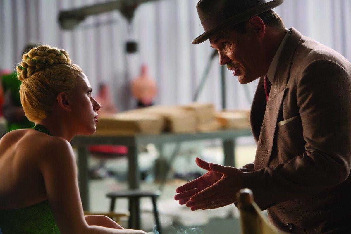 "Scarlett Johannson and Josh Brolin in ""Hail Caesar!"" | Universal Pictures"