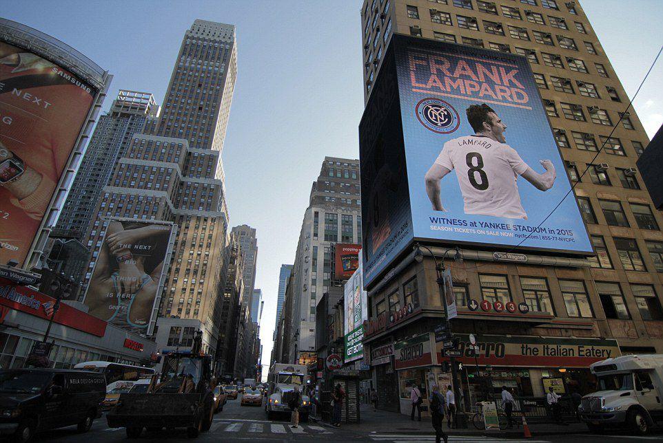 Lampard Billboard