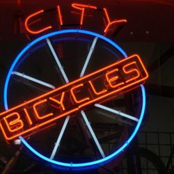 City Bicycles, 38th Street between 8th and 9th Avenues