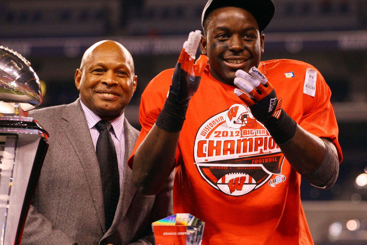 Archie Griffin. Out of nowhere.