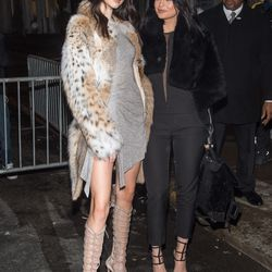 2/8: At the Kendall + Kylie Launch. Photo: Mark Sagliocco/Getty Images