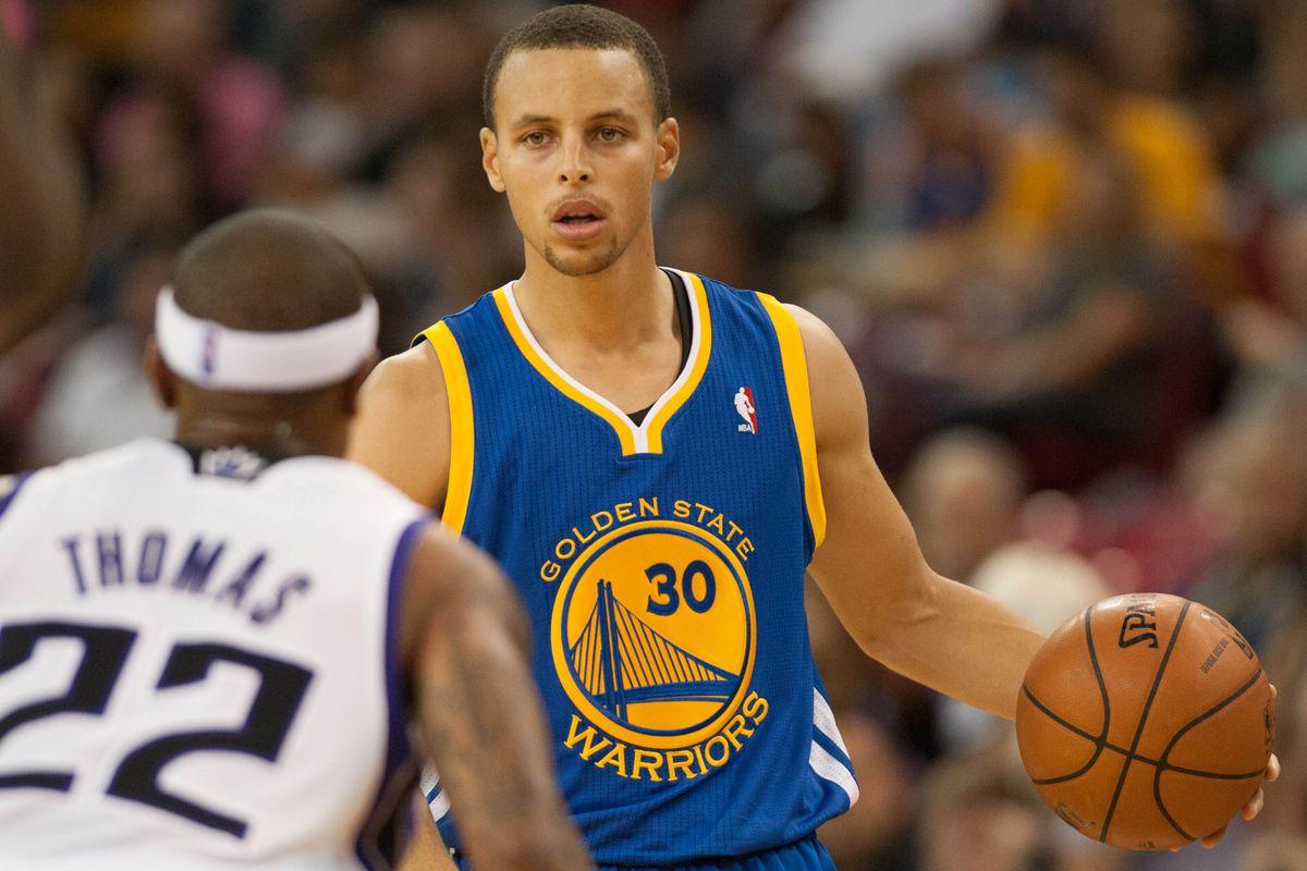 Stephen Curry versus Isaiah Thomas