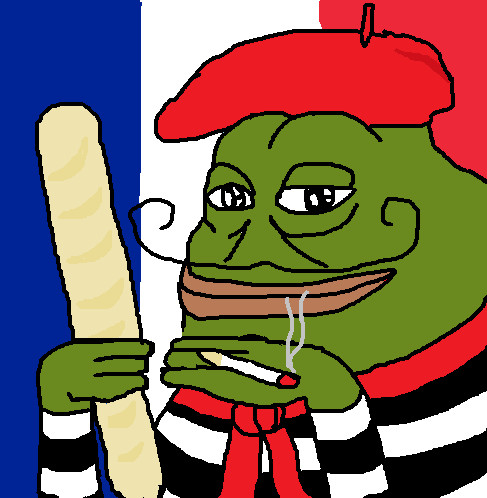 Frances Alt Right Has Turned Pepe The Frog Into Pepe Le Pen The Verge