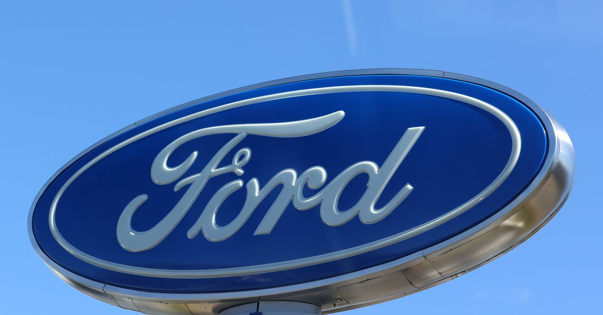 Ford will make ventilators for GE, joining General Motors