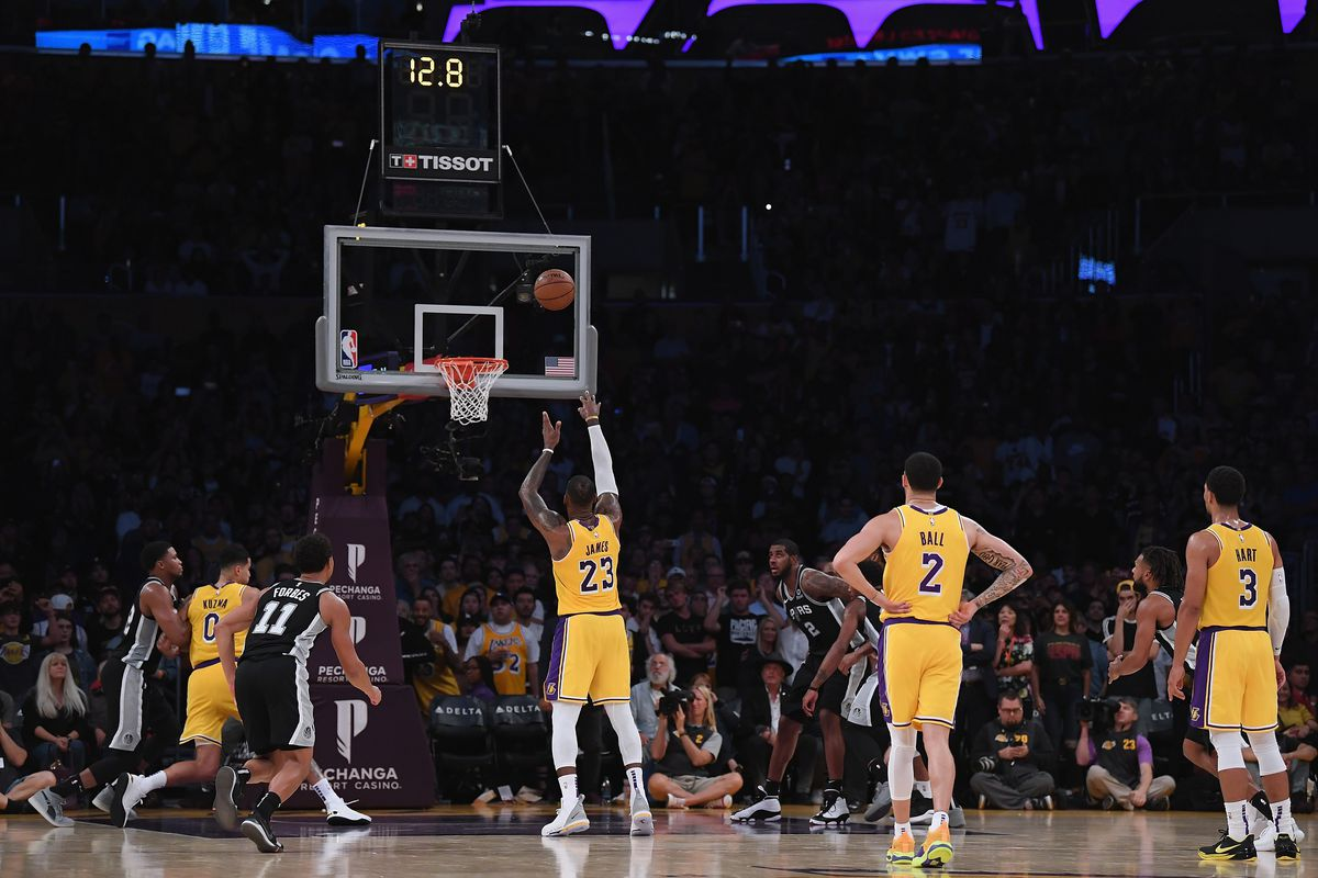 The Lakers solving their free throw woes will be difficult but not ... 242ca35da