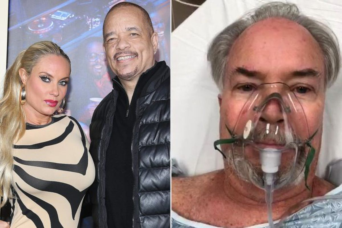 Ice T father in law