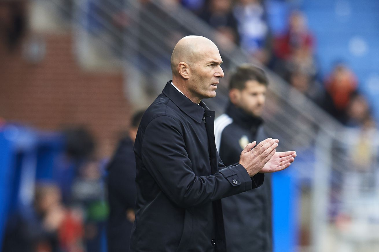 Zidane: ?We knew we needed to fight to get the win and we did?