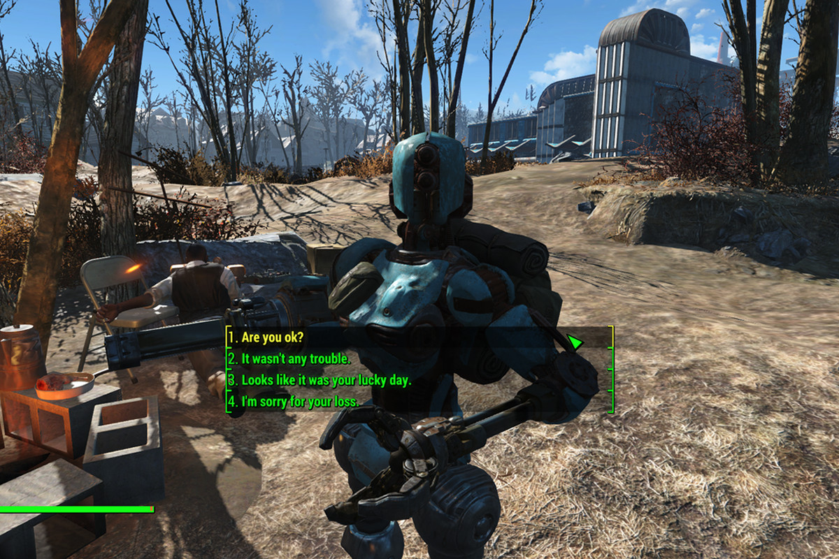 Fallout 4 mod support on PS4 remains 'under evaluation