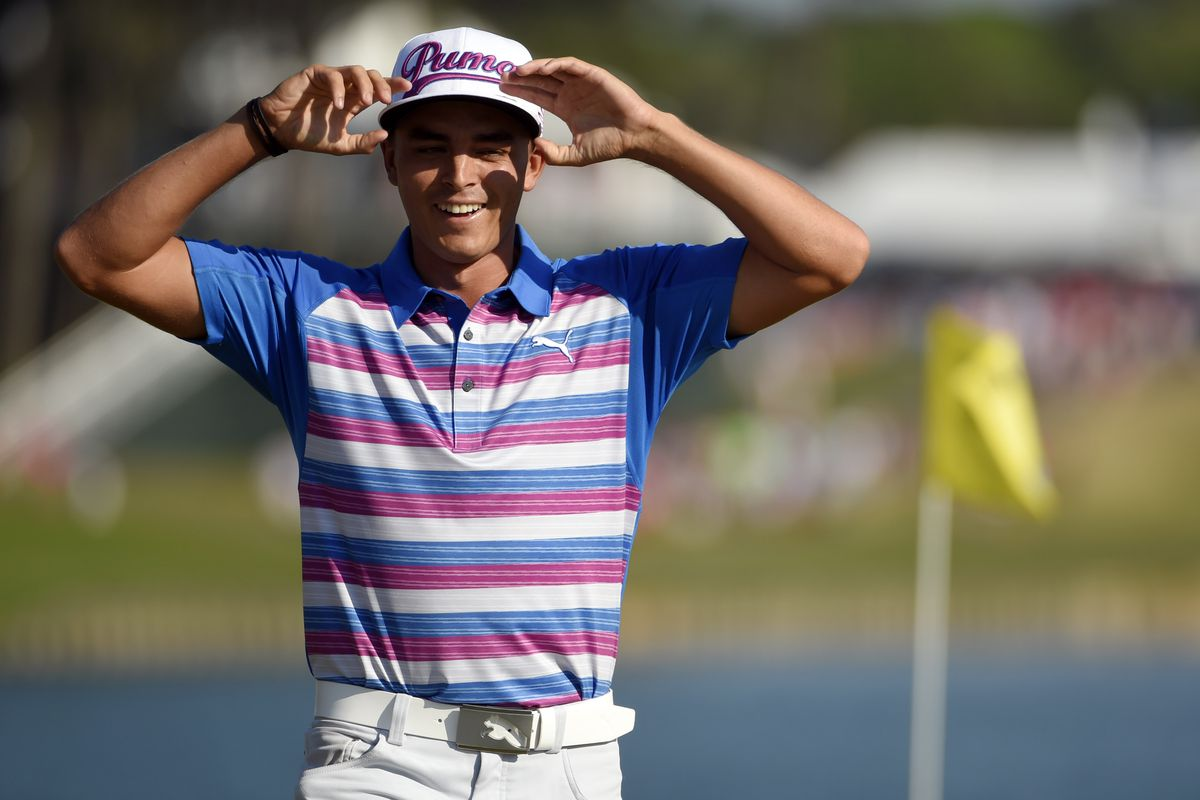 e527cf3fbfa Rickie Fowler wins the 2015 Players Championship in historic ...