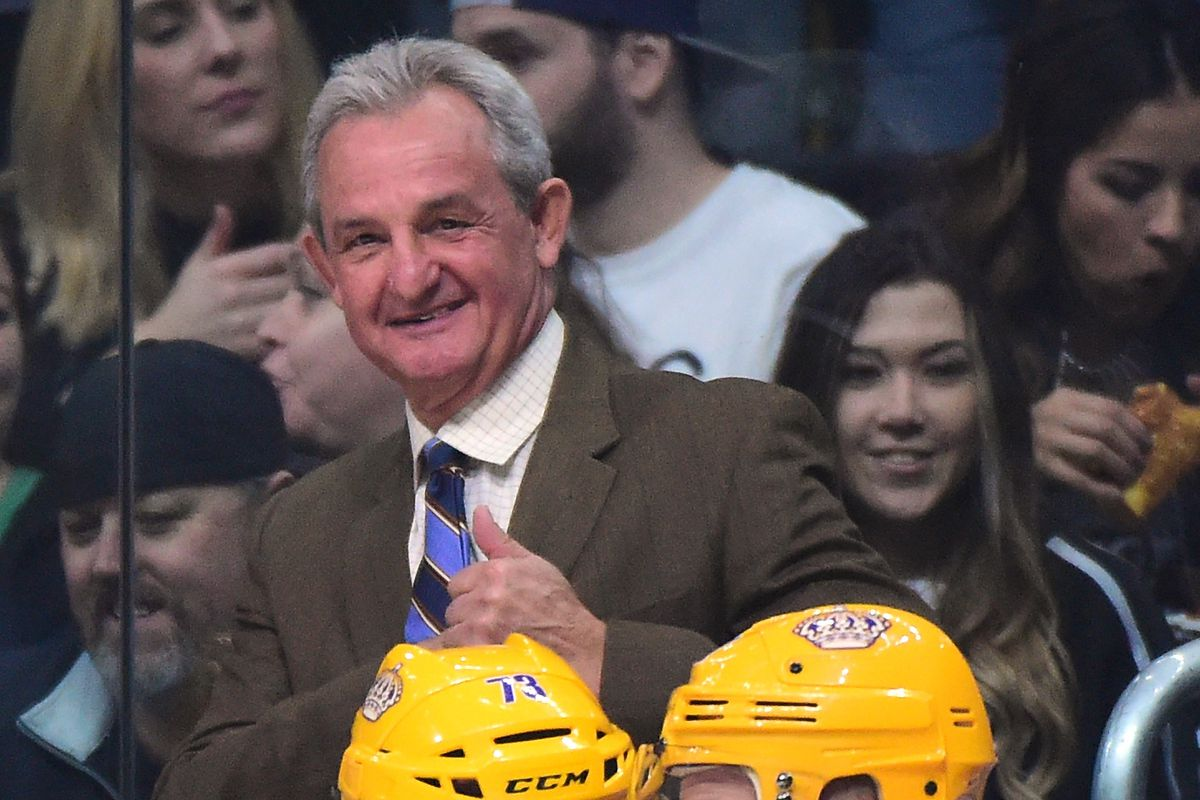 tfw you get to coach against Randy Carlyle next year