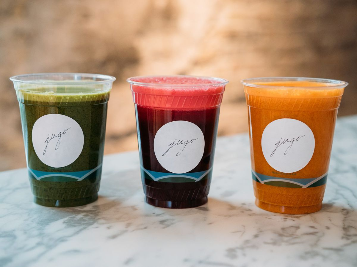 Juices from Jugo