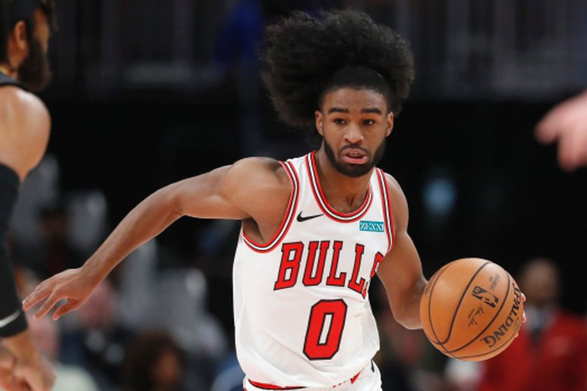 Chicago Bulls coach Jim Boylen remains very hands on with rookie Coby White