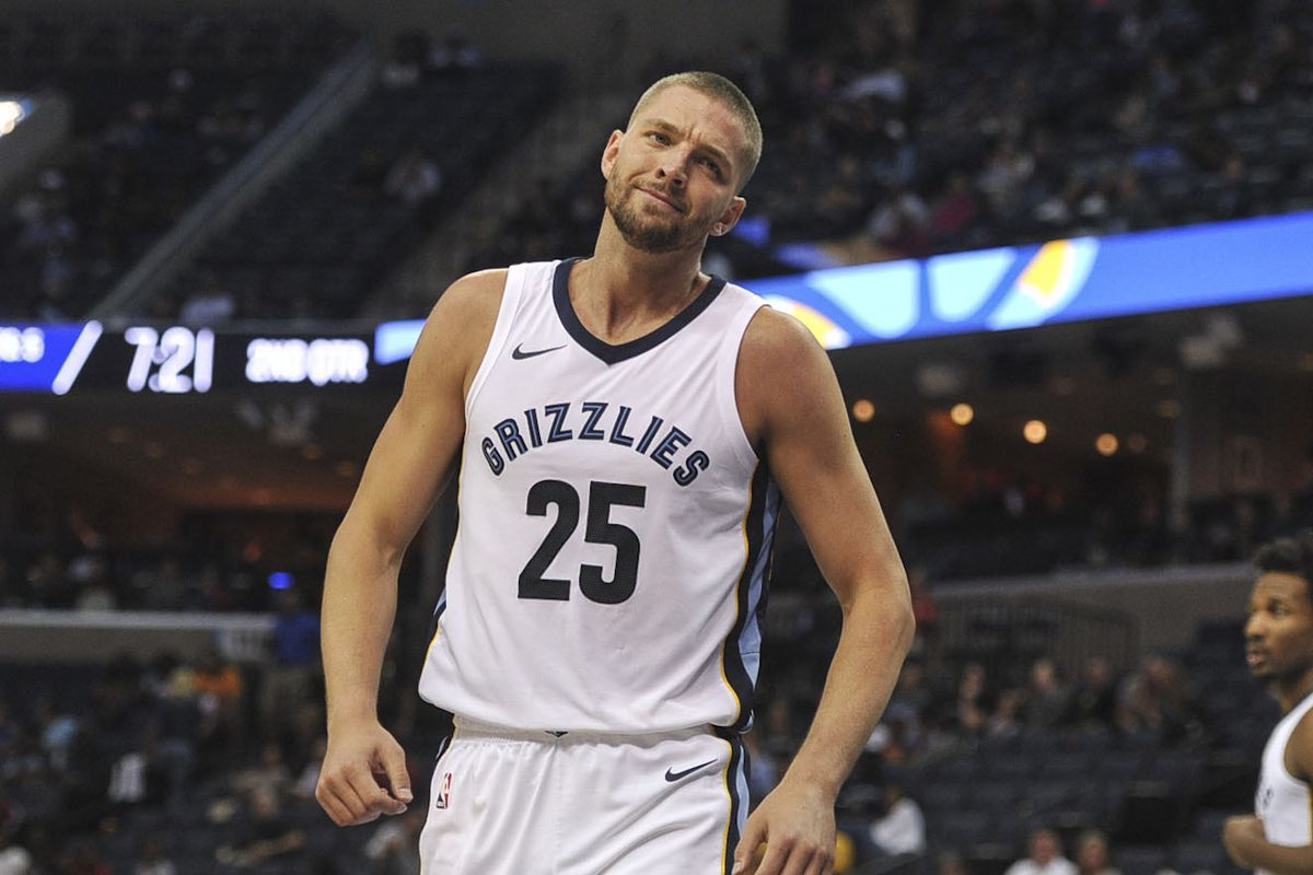 Chandler Parsons Finds Booing From Memphis Crowd 'Tasteless'