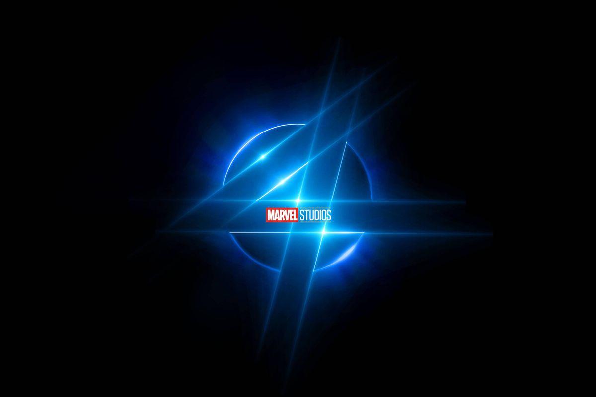 Marvel Studios' Fantastic Four reboot logo