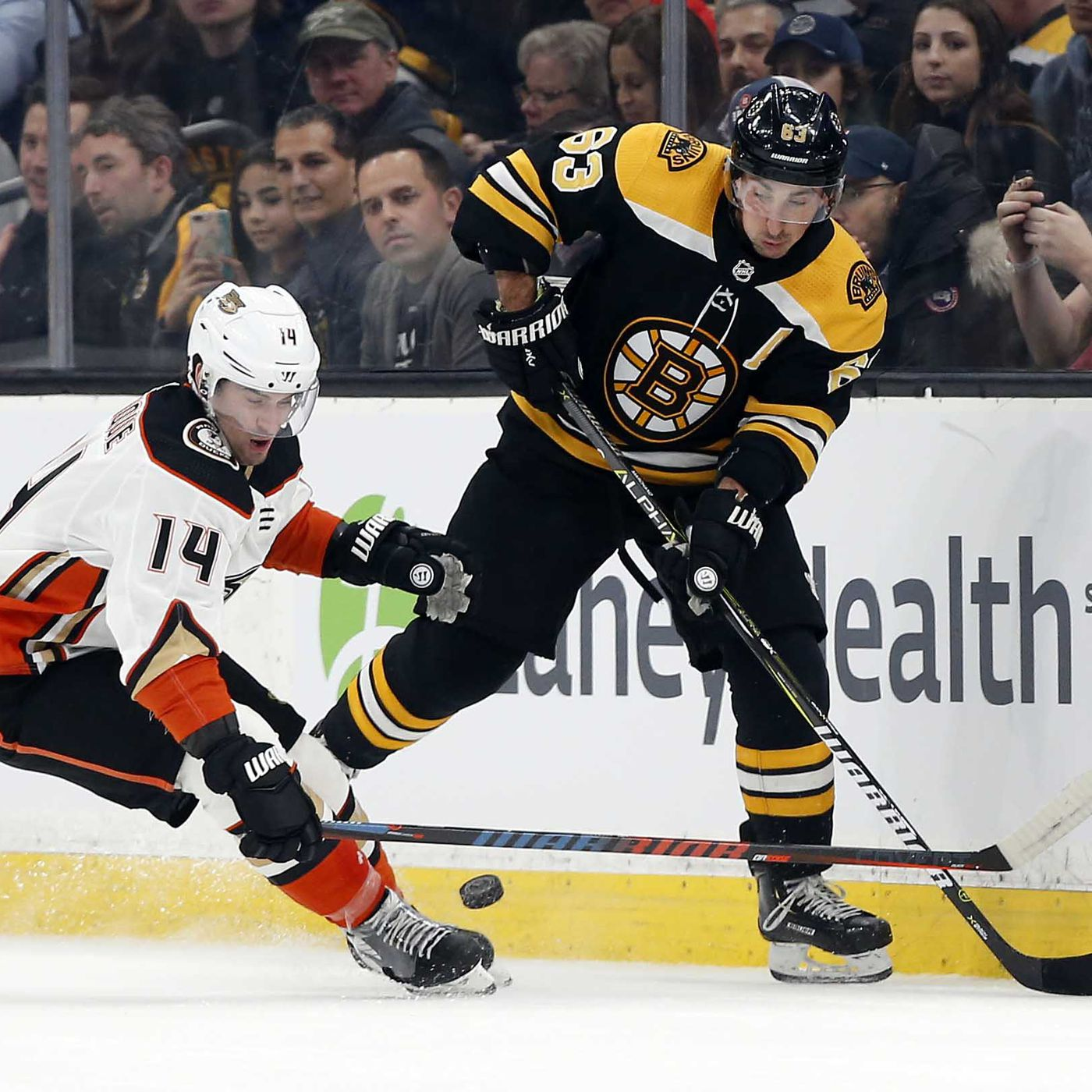 new arrival e6892 74a57 Brad Marchand discusses the upcoming Winter Classic with ...
