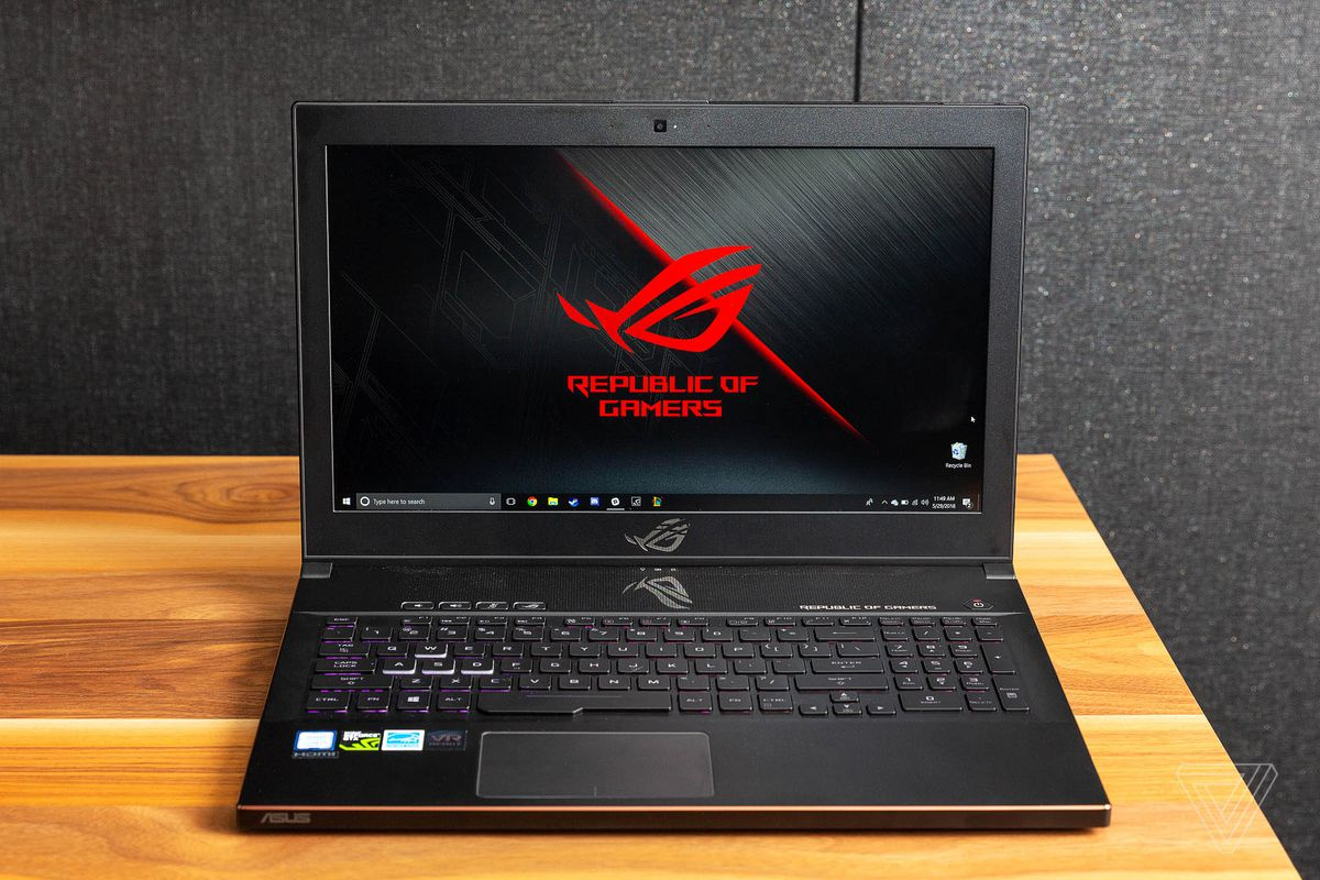 New gaming laptops haven't solved the battery life problem - The Verge
