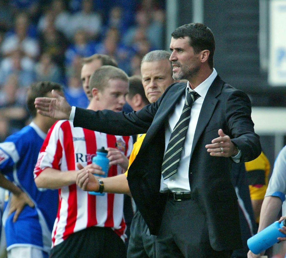 Soccer - Coca-Cola Championship match - Ipswich v Sunderland.