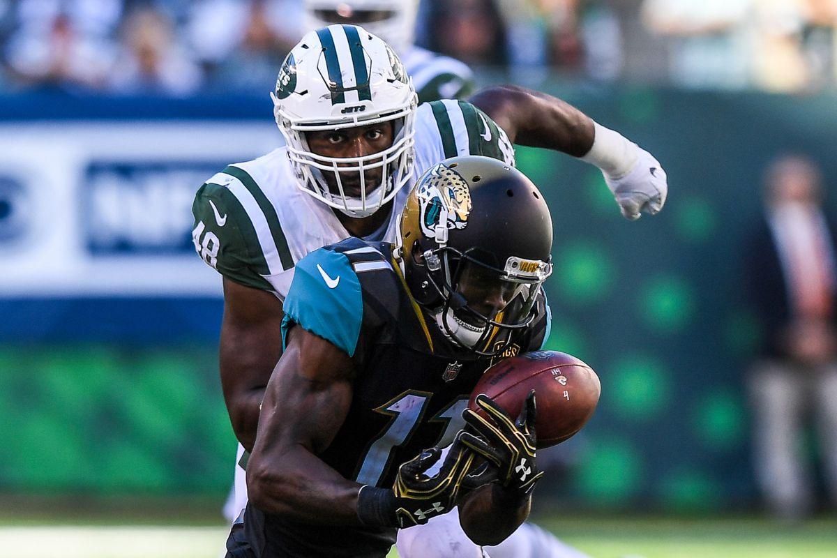 NFL: Jacksonville Jaguars at New York Jets