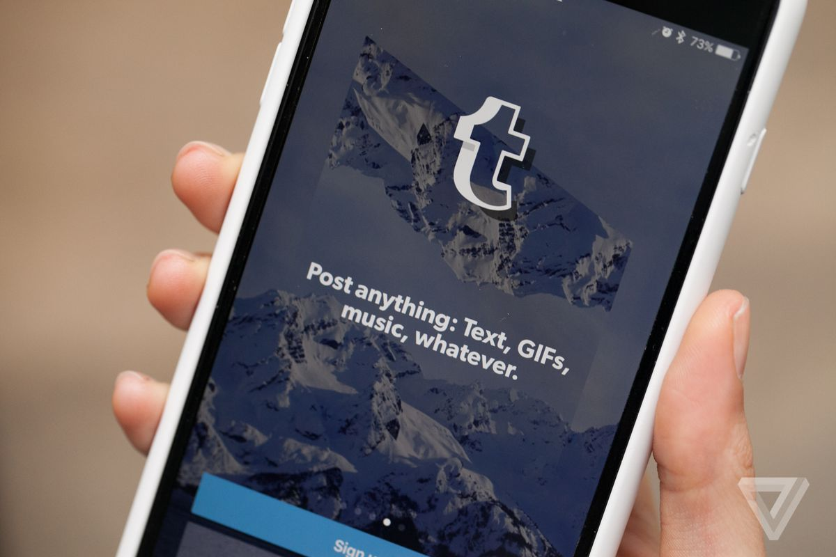 tumblr says that child pornography was the reason for its apps sudden disappearance from the ios app store the app has been missing from the store since