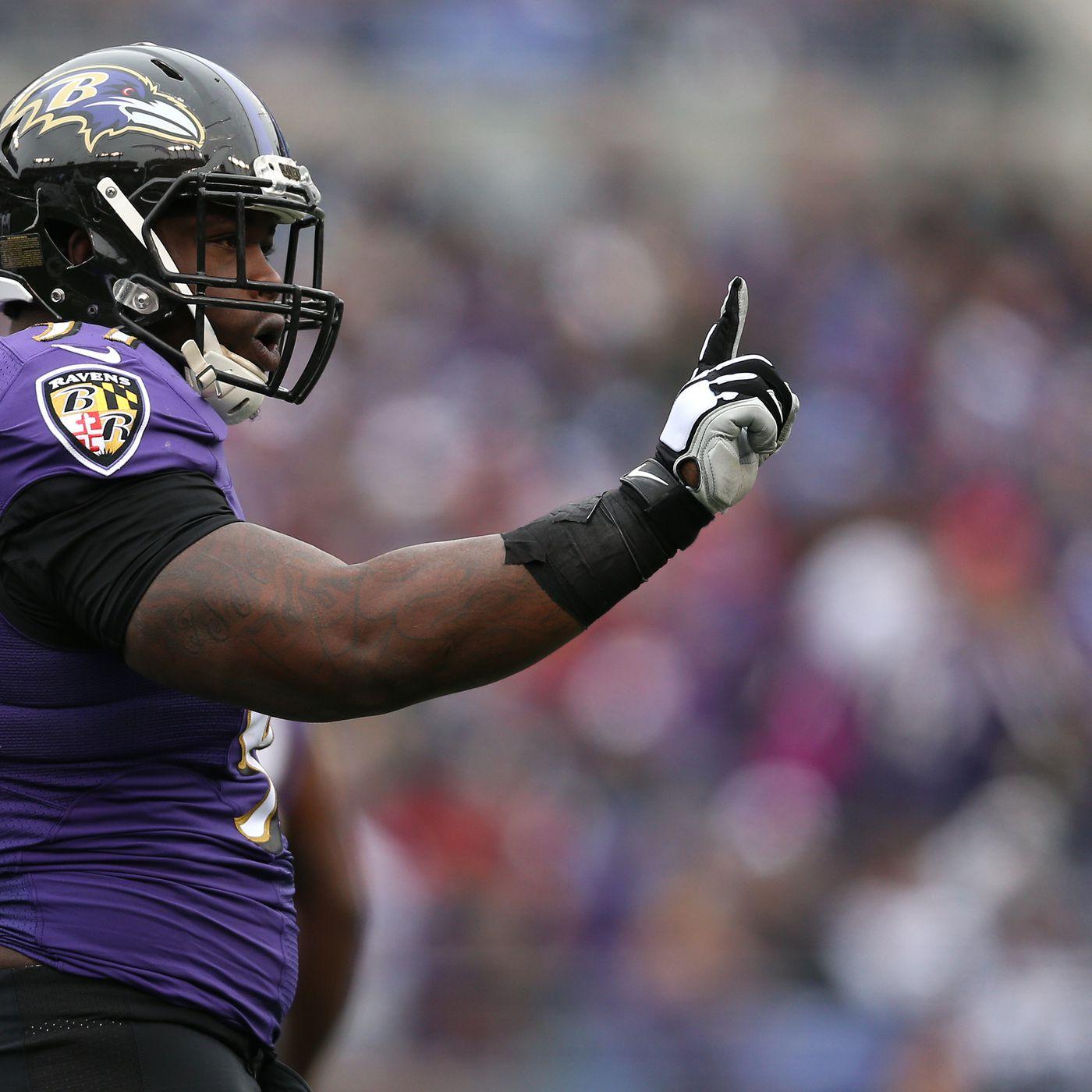 Warran Sapp disses Baltimore Ravens defensive lineman Timmy ...