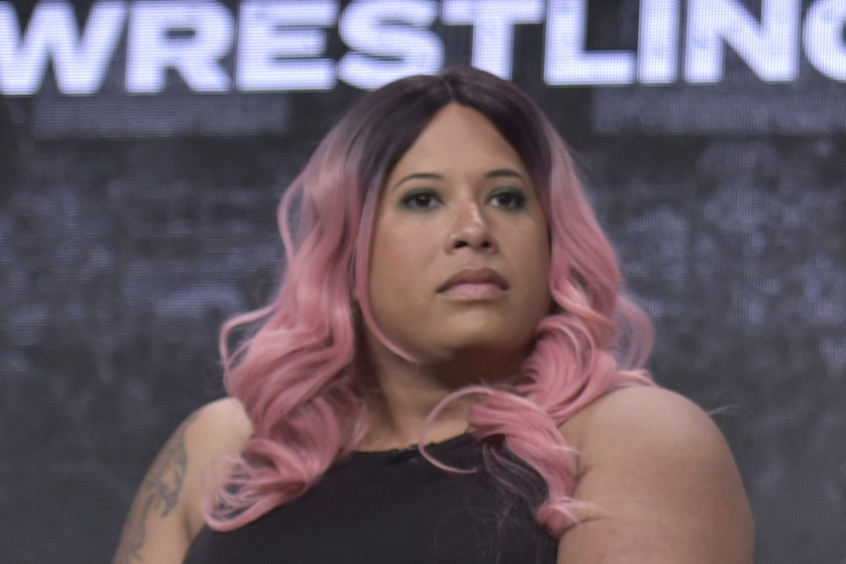 How Nyla Rose is going up against the pro wrestling establishment