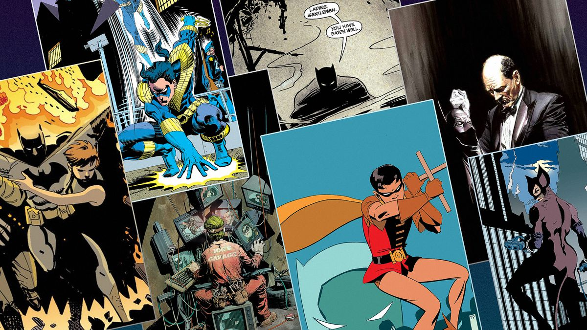 The 10 best Batman comics of all time - Polygon