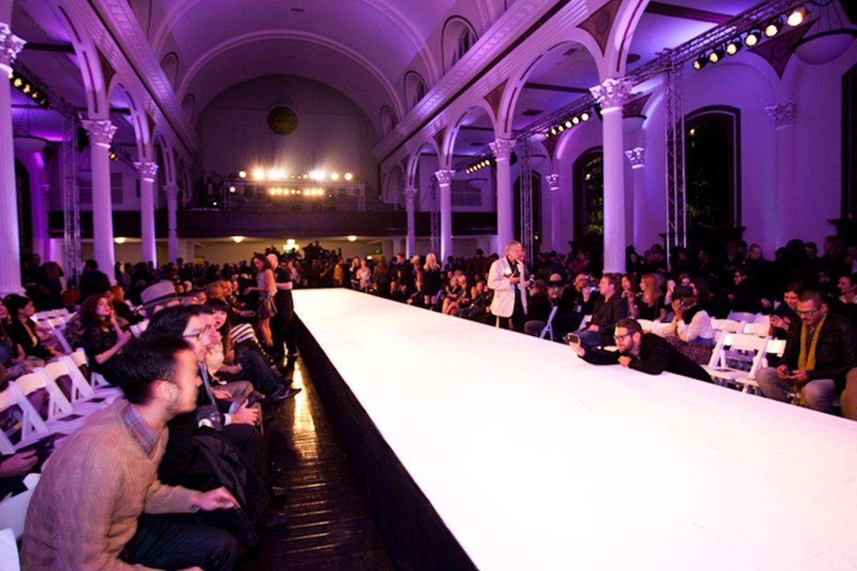 """Image via <a href=""""http://skingraftdesigns.com/gallery/fashion-shows/"""">Skingraft</a>"""