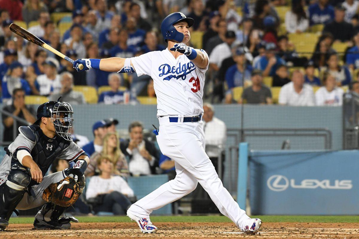 MLB: Atlanta Braves at Los Angeles Dodgers