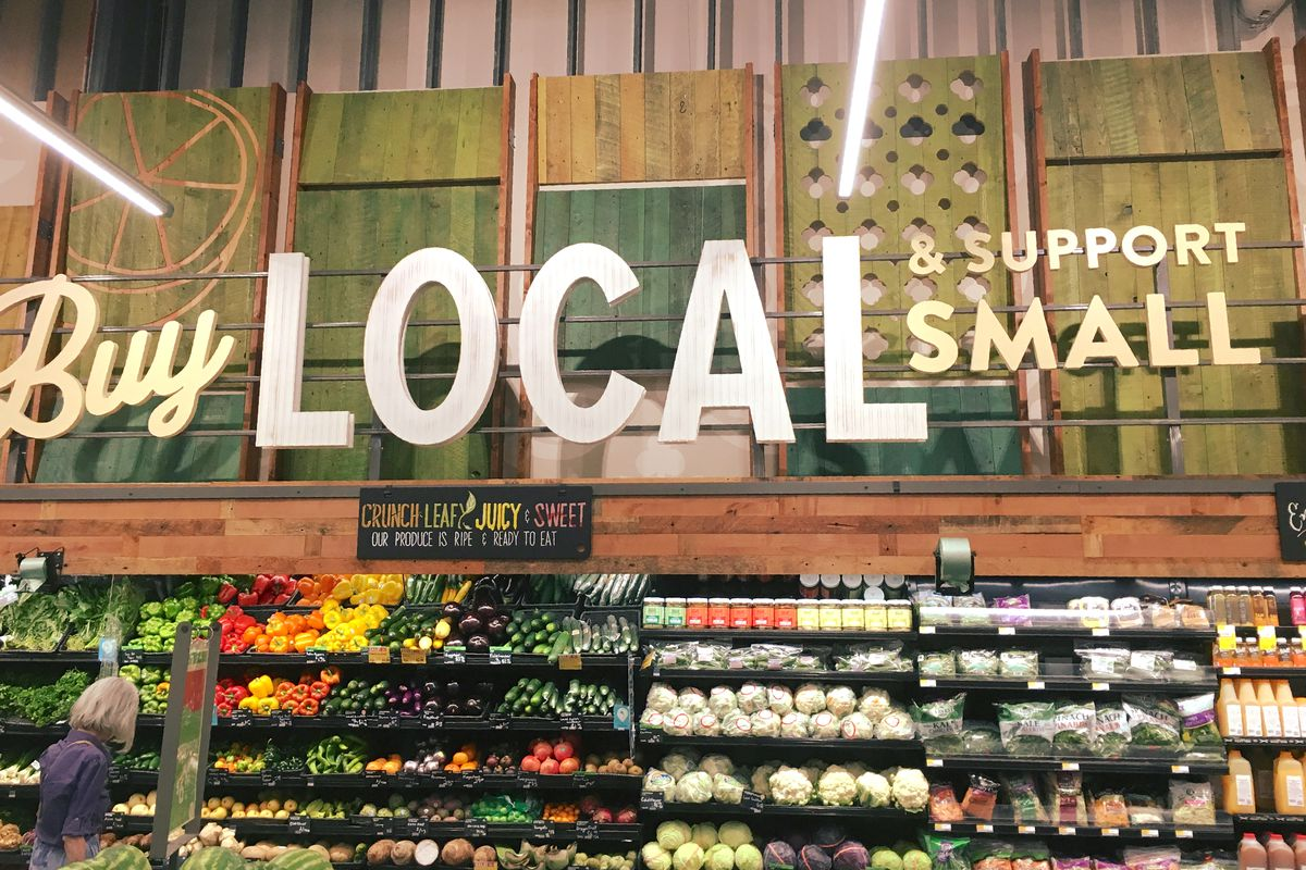 Whole Foods small suppliers